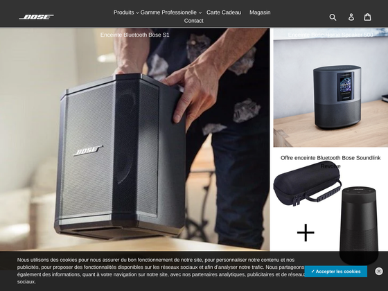 image du site http://www.audio-connect.com