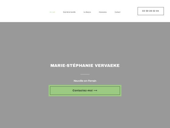 image du site http://www.avocat-marie-vervaeke.fr/