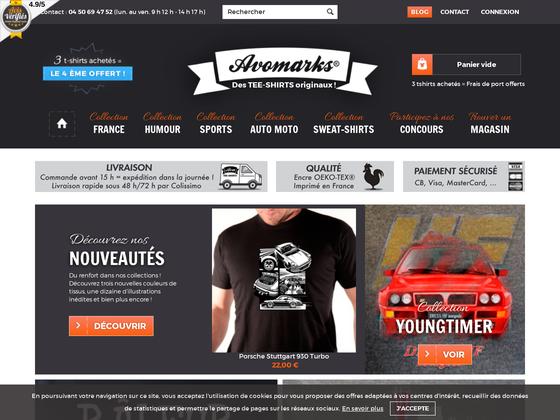 image du site http://www.avomarks.fr