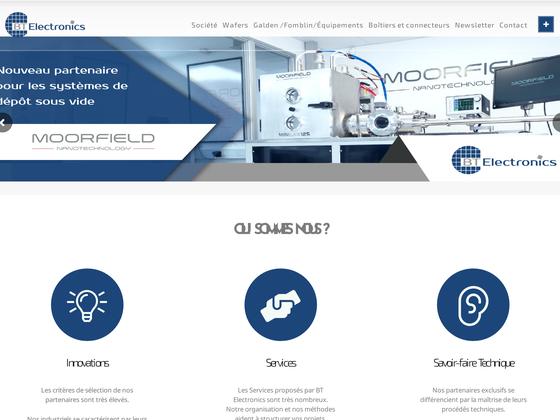 image du site http://www.bt-electronics.com/