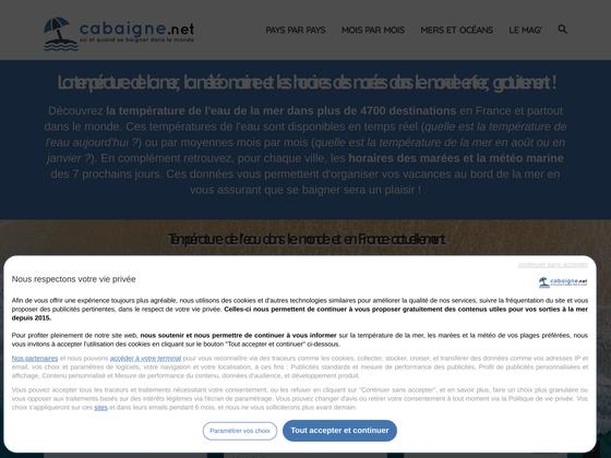 image du site http://www.cabaigne.net/