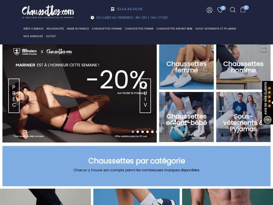 image du site http://www.chaussettes.com/