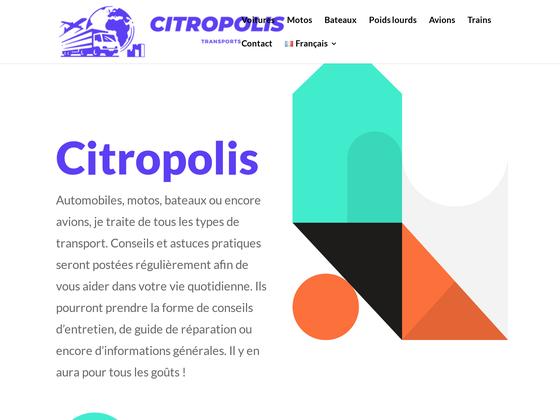 image du site http://www.citropolis.fr/