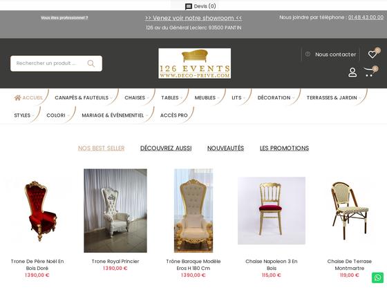 image du site http://www.deco-prive.com/