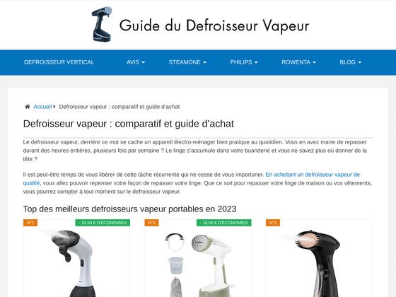image du site http://www.defroisseur.info/