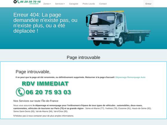 image du site http://www.depannageremorquage.fr/bagneux.htm