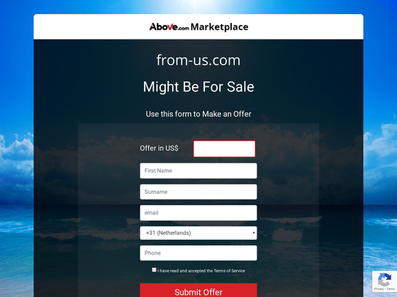 image du site http://www.from-us.com/