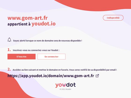 image du site http://www.gom-art.fr