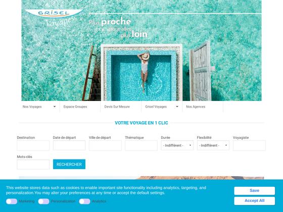 image du site http://www.grisel-voyages.fr