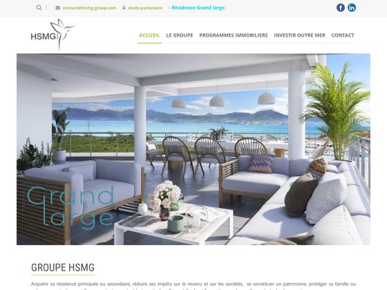 image du site http://www.hsmg-group.com/