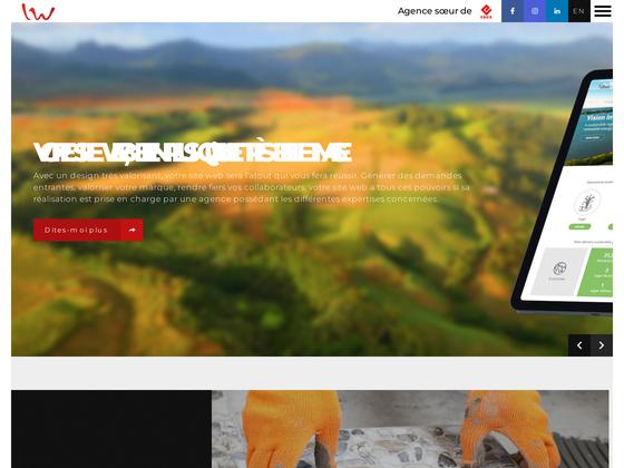 image du site http://www.iredacweb.com/