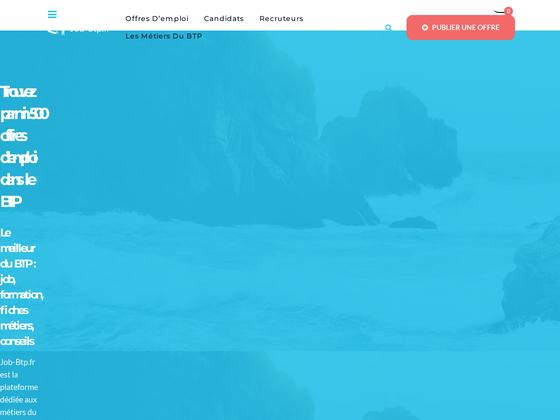 image du site http://www.job-btp.fr