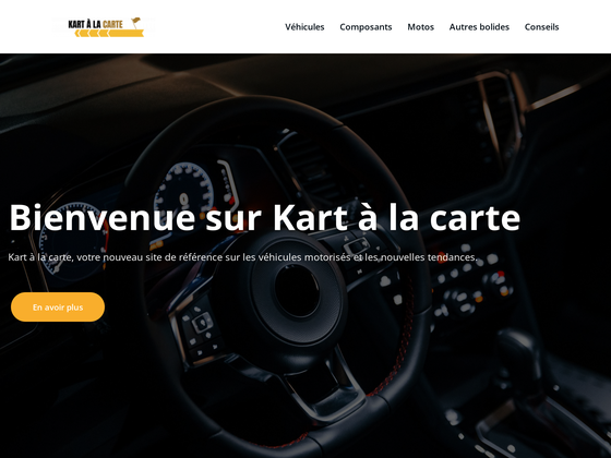 image du site http://www.kart-a-la-carte.com