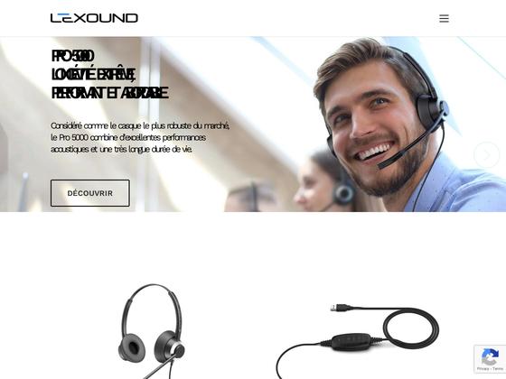 image du site http://www.lexound.com/fr/