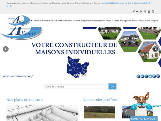 image du site http://www.maisons-alienor.fr/