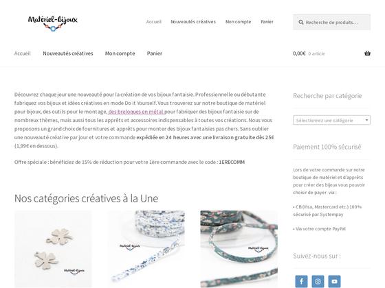 image du site http://www.materiel-bijoux.fr