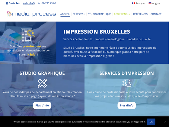 image du site http://www.mediaprocess.be