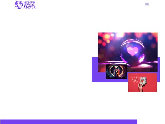 image du site http://www.medium-voyance-amour.com/