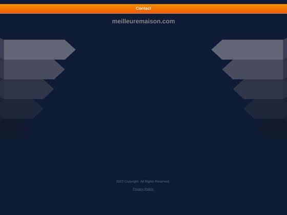image du site http://www.meilleuremaison.com/