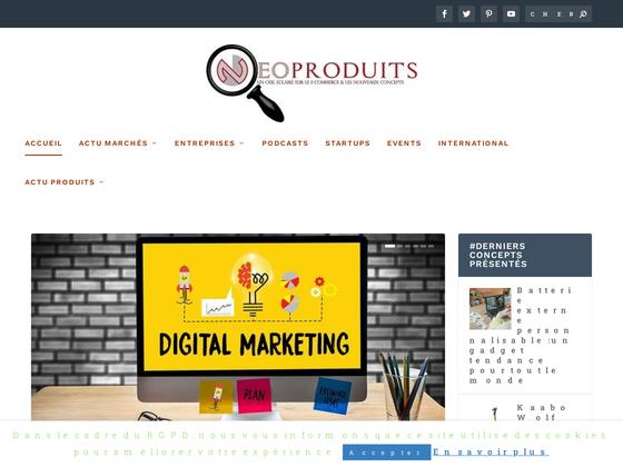 image du site http://www.neoproduits.com