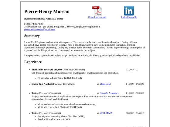 image du site http://www.phmoreau.be