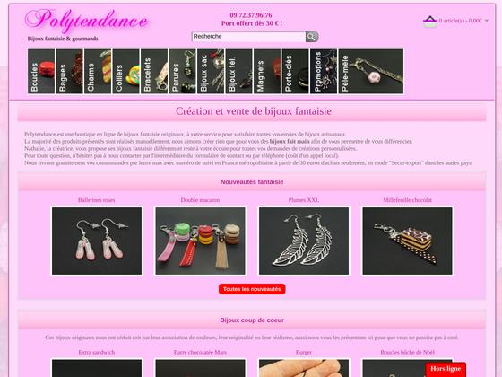 image du site http://www.polytendance.fr