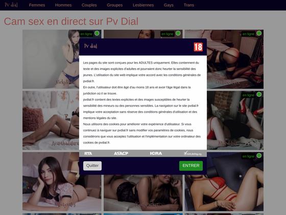 Annuaire dechiffre - » Site de discussion en direct, tchat PvDial faac18b093a8