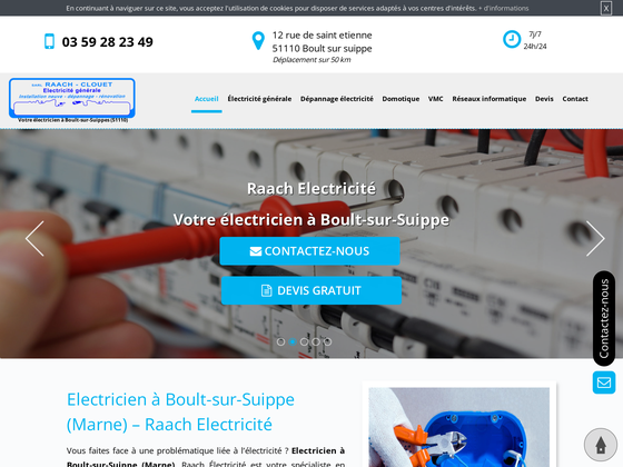 image du site http://www.raach-electricite.fr/