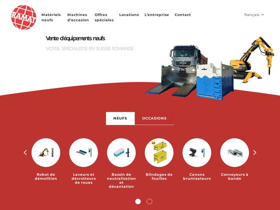 image du site http://www.ramat.ch
