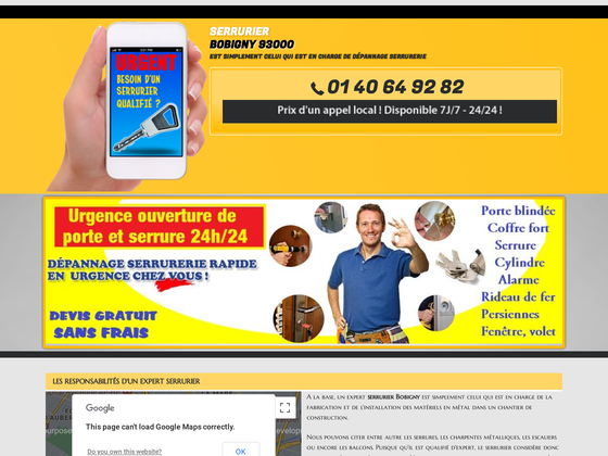 image du site http://www.serruriersbobigny.fr