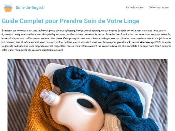 image du site http://www.soin-du-linge.fr