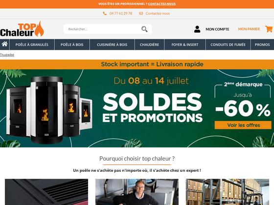 image du site http://www.topchaleur.com/