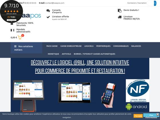image du site http://www.waapos.com/fr/