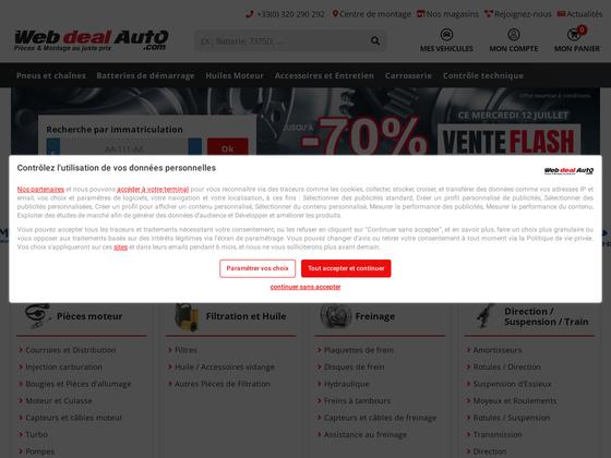 image du site http://www.webdealauto.com/