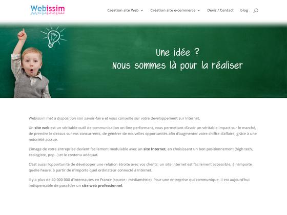 image du site http://www.webissim.fr/