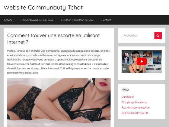 image du site http://www.website-communauty-tchat.com/