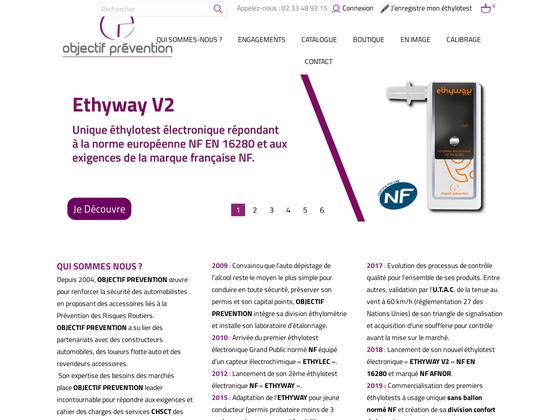 image du site https://accessoire-securite-routiere.com/