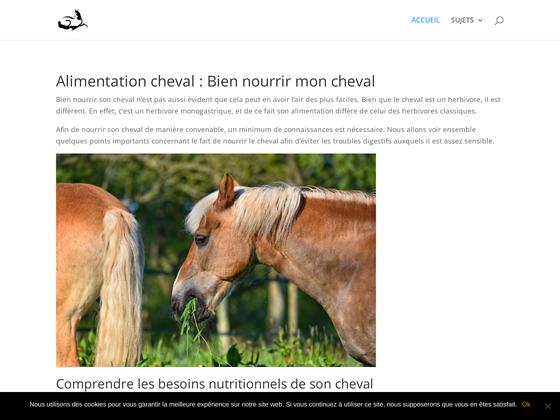 image du site https://alimentation-cheval.fr/