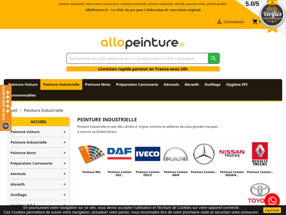 image du site https://allopeinture.fr/195-industrielle-ral
