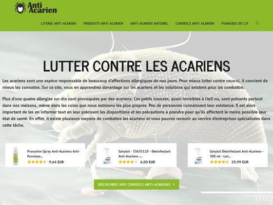 image du site https://antiacarien.fr