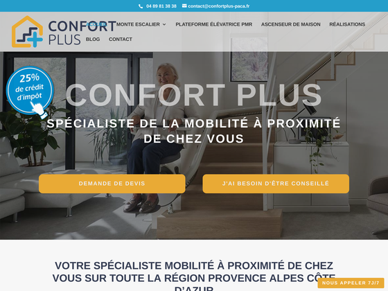 image du site https://confortplus-paca.fr/