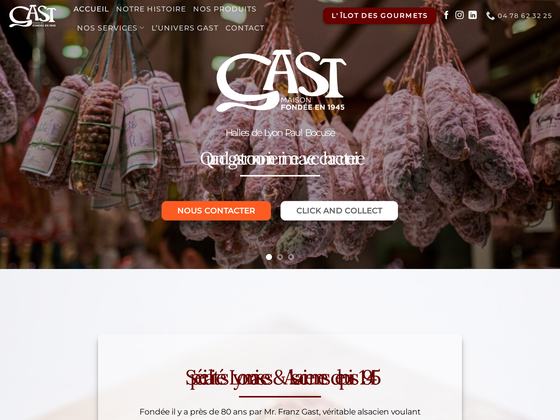 image du site https://gast.fr/