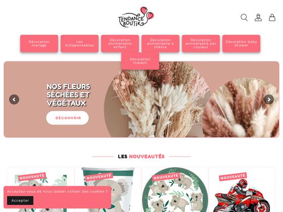 image du site https://tendanceboutik.com