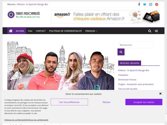 image du site https://tshirts-personnalises.com/