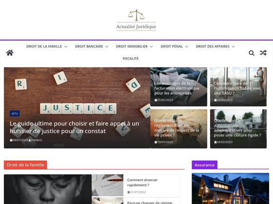 image du site https://www.actualite-juridique.com/
