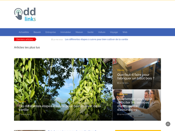 image du site https://www.add-links.net