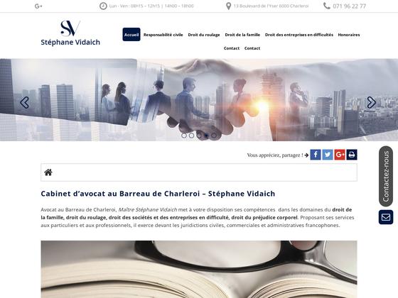 image du site https://www.avocat-vidaich.be/