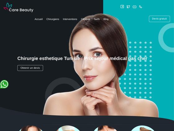 image du site https://www.clinique-esthetique-tunisie.com/