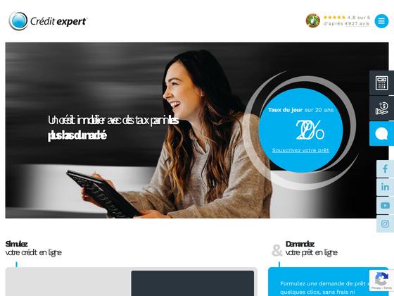image du site https://www.creditexpert.fr/