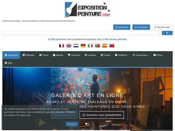 image du site https://www.expositionpeinture.com